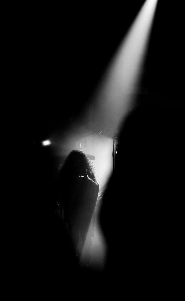 Heidi Vogel chante à Lausanne