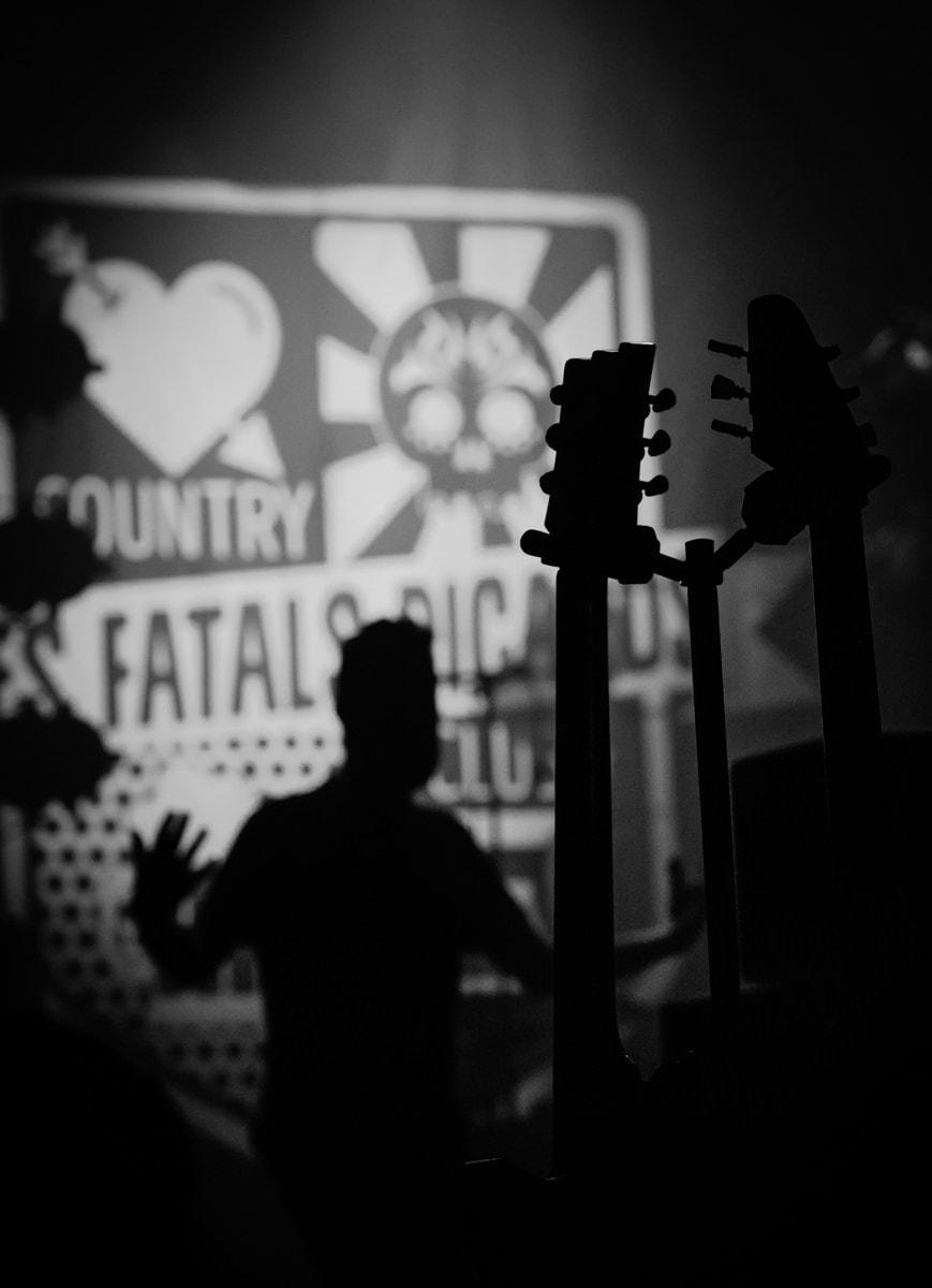 Photo de concert à la Forge