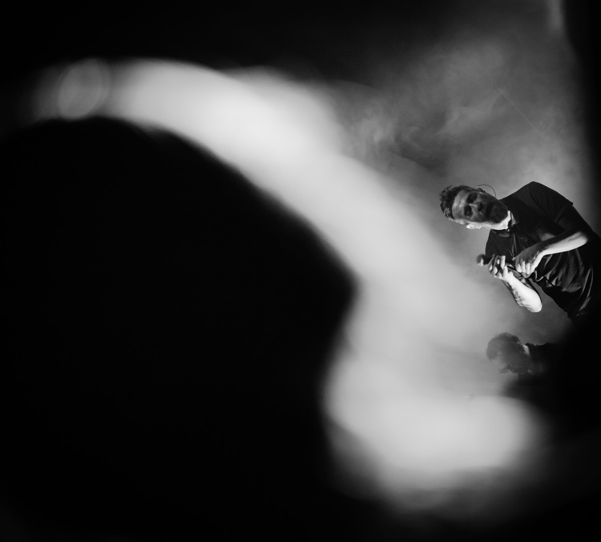 Photographie de concert des Fatals Picards