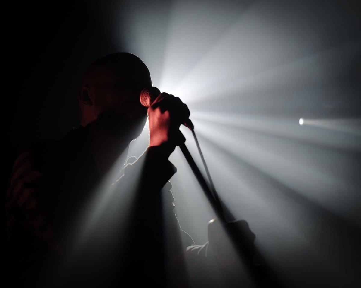 Être photographe de concert pro est un privilège