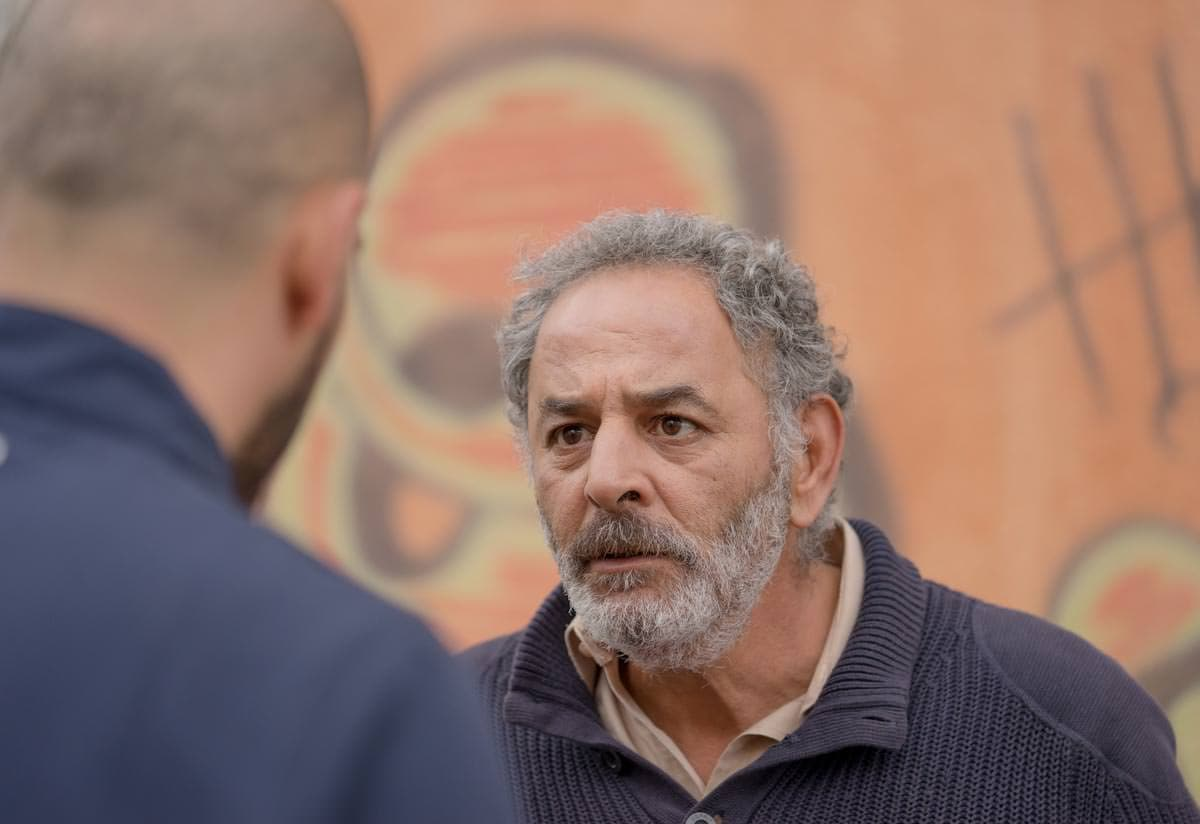 Djemel Barek acteur du film
