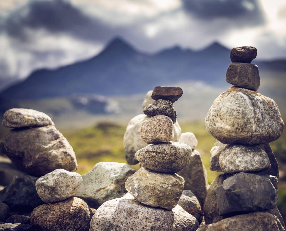 Ambiance celtique pour cette photo de nature
