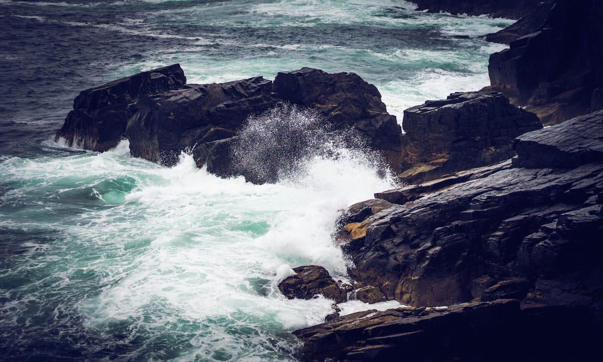 Le photographe de paysage s'immerge en pleine nature